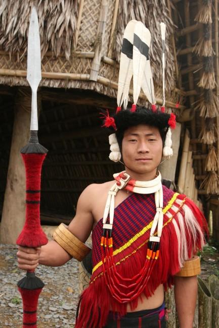 Ao Naga Tribe | © retlaw snellac/Flickr