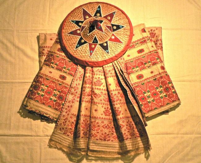 Assamese Muga Silk |© SathNath/WikiCommons