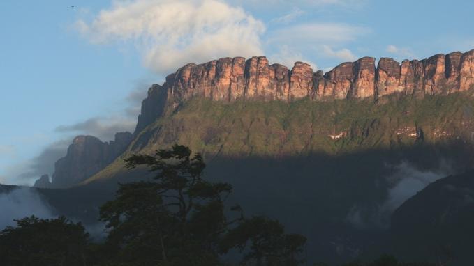 Auyán-tepui, Venezuela | © File Upload Bot (Magnus Manske)/WikiCommons