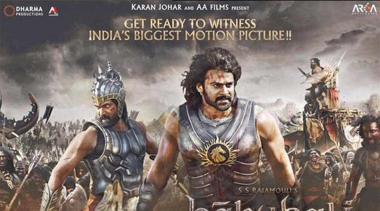 Baahubali, a regional film which became mammoth success across India ©Arka Media works