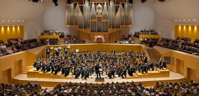 Bamberg Symphony © Peter Eberts