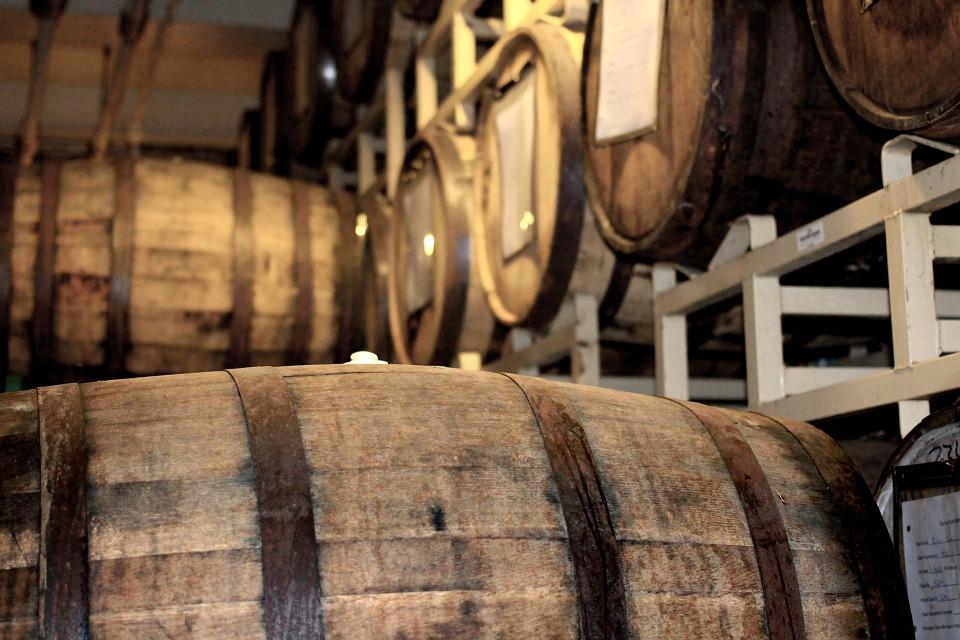 Whisky Casks| Public Domain Photo