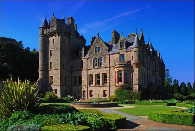 Belfast Castle ©Andrew Hurley/Wikicommons