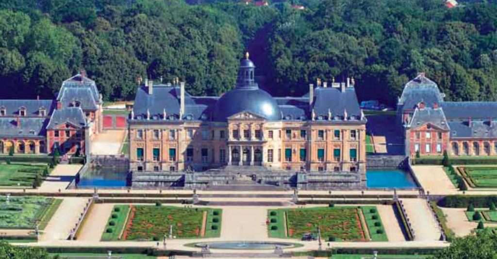 Courtesy of Château Vaux-le-Vicomte