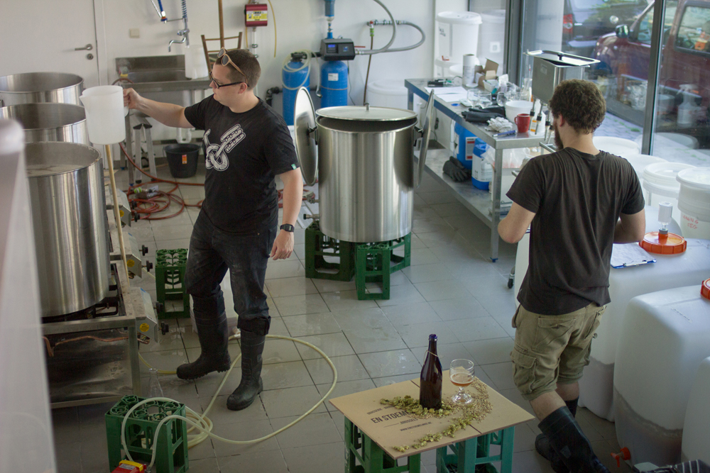 The Brewing Process | © En Stoemelings