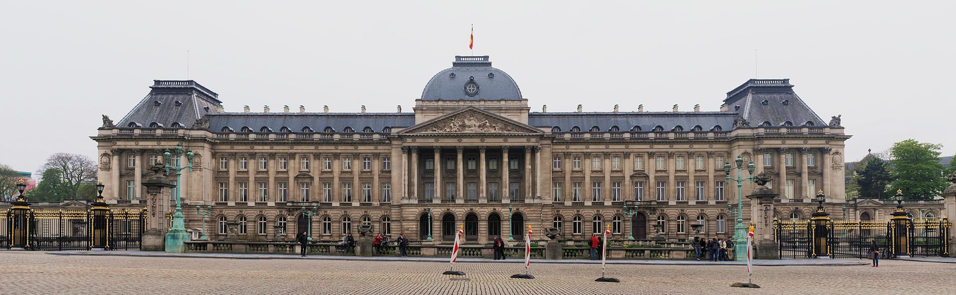 The Royal Palace of Brussels|© Alvesgaspar/Wiki Commons