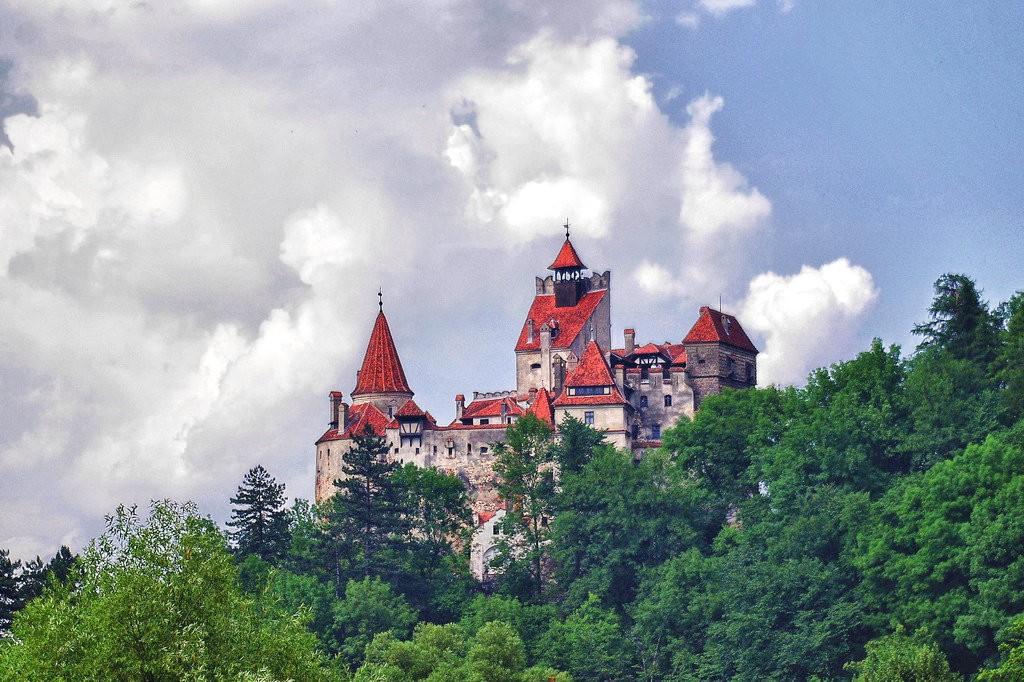 Bran Castle | © Florin73m/WikiCommons