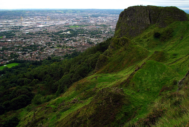 Cave Hill |© Ross