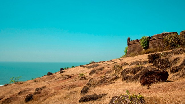 Chapora Fort   © Prayash Giria/WikiCommons