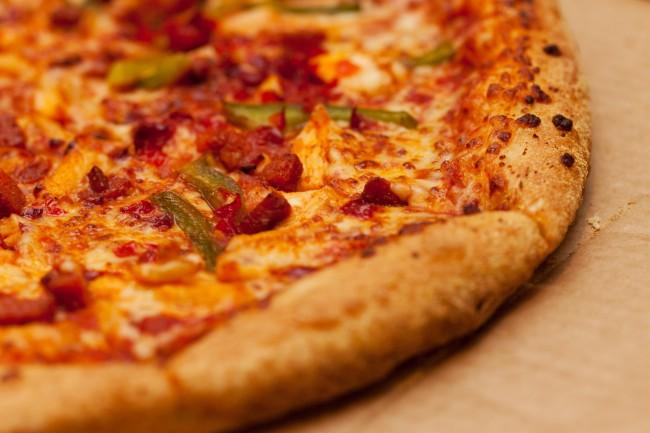 Pizza | © PublicDomainPictures/Pixabay