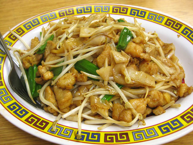 Chicken chow mein | © Jason Lam/Flickr
