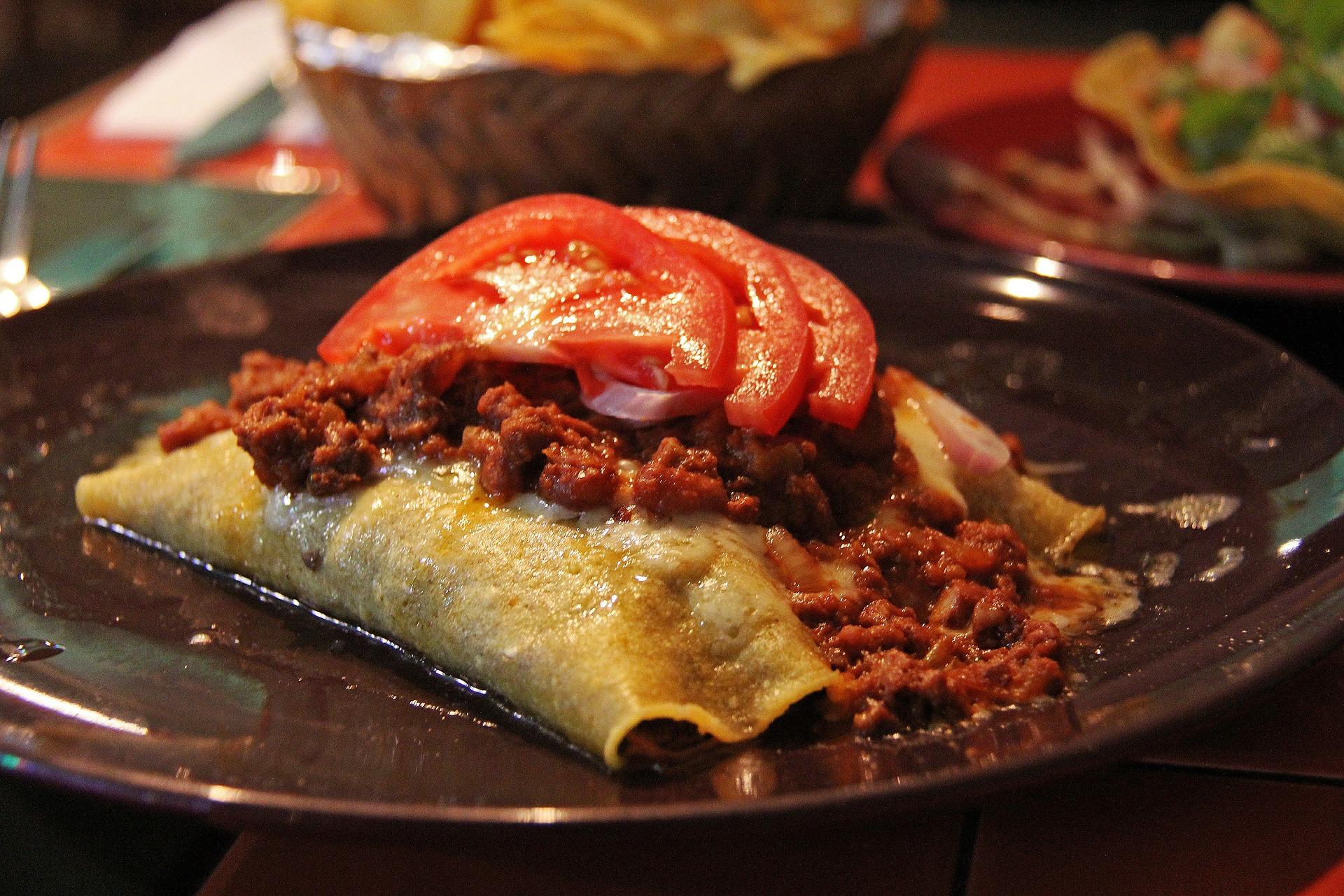 Mexican Food | © sharonang/Pixabay