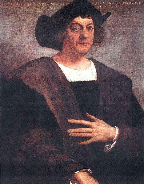 Christopher Columbus © WikiCommons