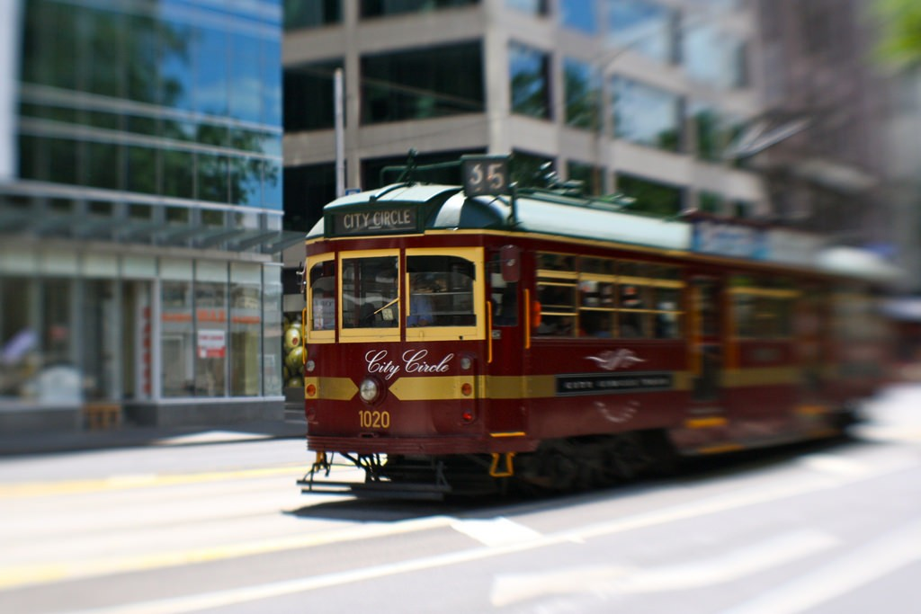 Melbourne's City Circle Tram | © Mads Bødker/Flickr