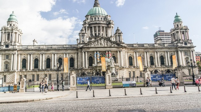 Belfast City Hall ©William Murphy