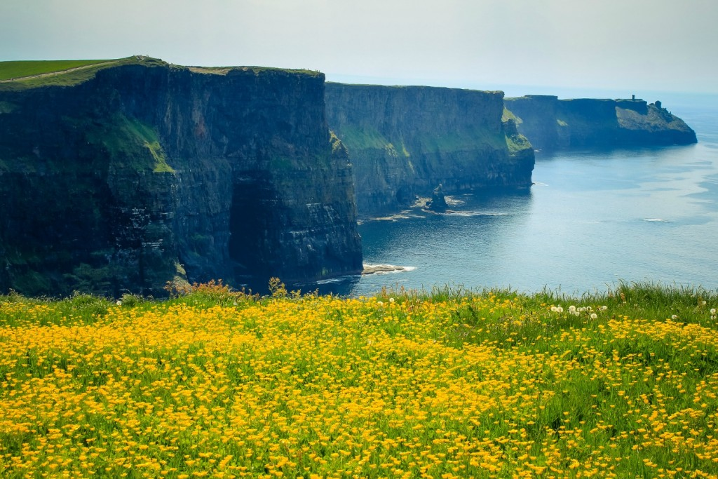 The Cliffs of Moher, Ireland | © Damián Bakarcic/Flickr
