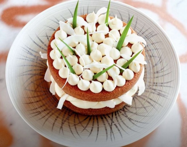 Coconut Cake | Courtesy of BBC Good Food Show