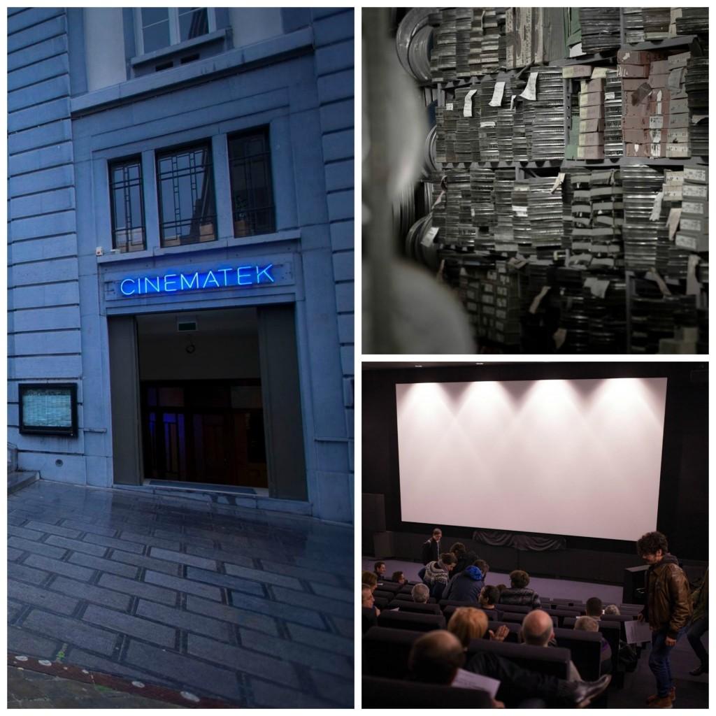 The Royal Belgian Film Archives, or Cinematek   © Courtesy of Cinematek
