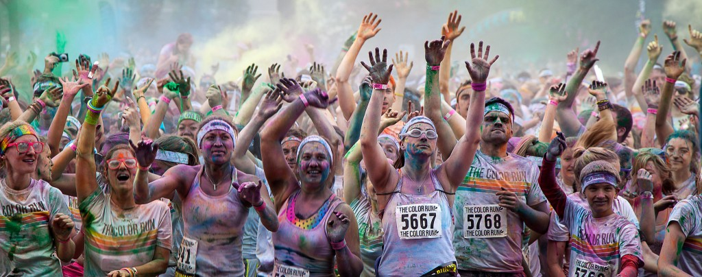 Color Run © Scooter Lowrimore / Flickr