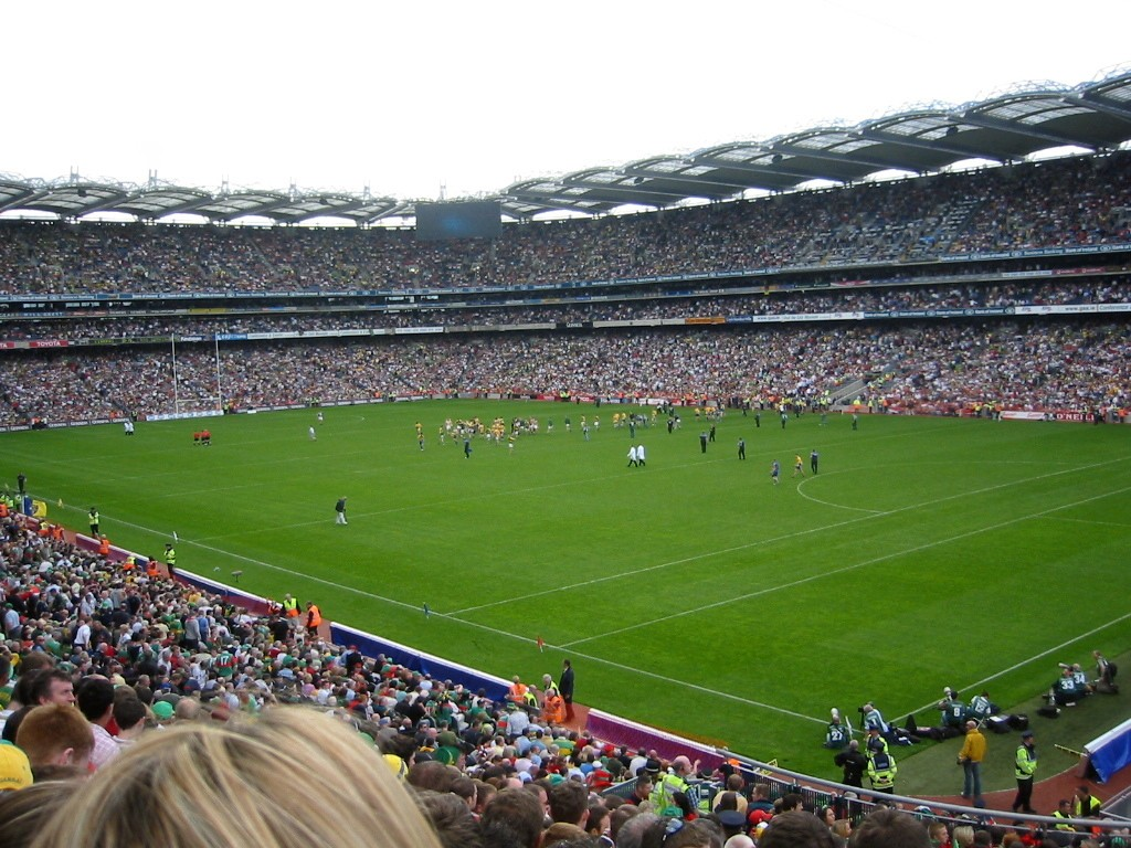 Croke Park All Ireland | © Tolivero / Wikicommons