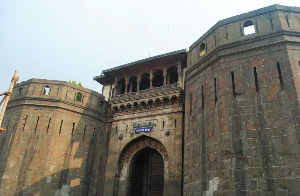 The Delhi Darwaza - the main gate of Shaniwar Wada - © Gaurav Lele