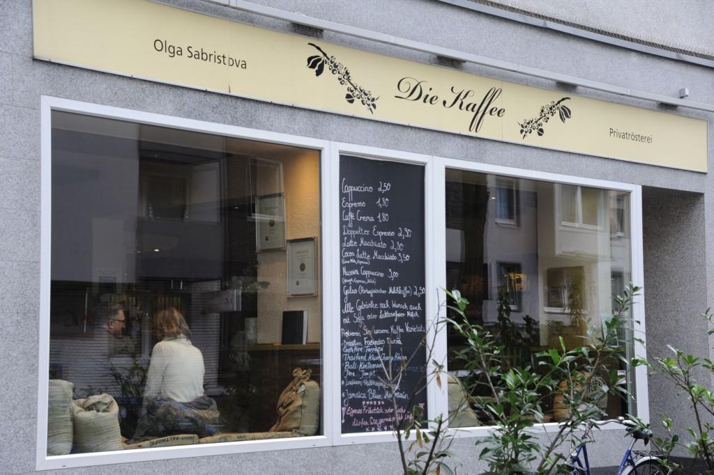 Die Kaffee Entry | © Die Kaffee