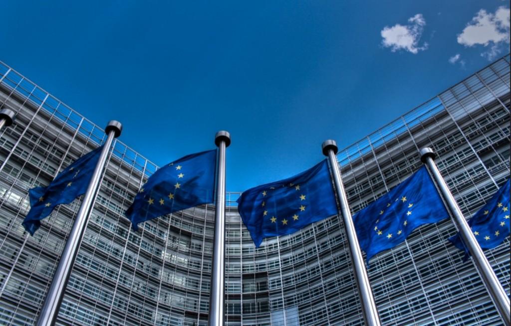 EU Flags  Thijs ter Haar/Flickr
