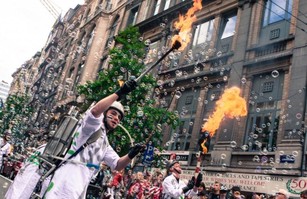 Zinneke Parade 2012 | Jirka Matousek/Flickr