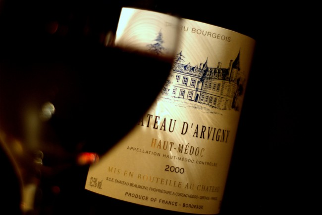 French Wine | © Kevin Galens/Flickr
