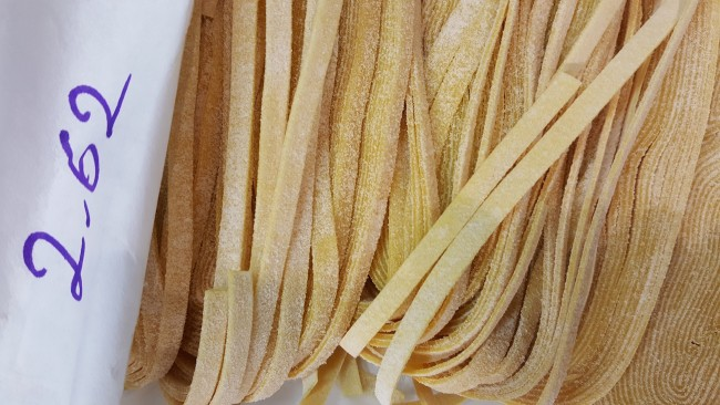 how to cut fresh pasta