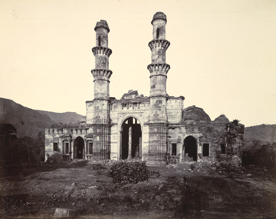 View of the Nagina Masjid, 1885 | © Cousens, Henry (1854-1933) / WikiMedia Commons