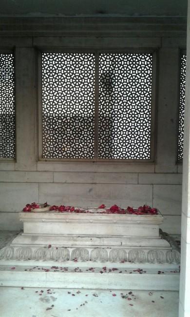 Ghalib's Tomb | © Sangita Sinha