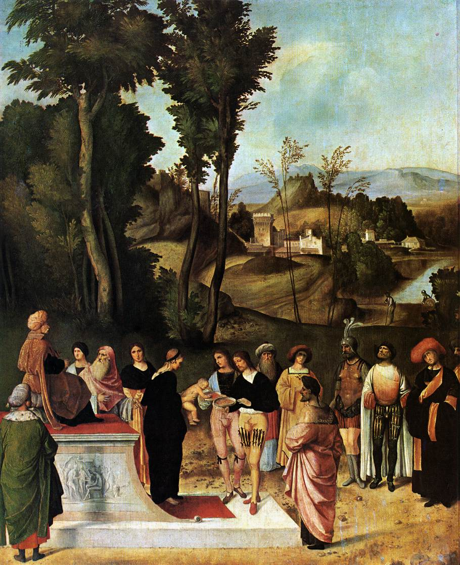 the life and works of giorgion Little is known about giorgione and his life, and there is little agreement on which works can be firmly attributed to him he came from castelfranco in the veneto, and is referred to as 'maistro zorzi da castelfranco' in an inscription dated to 1506.