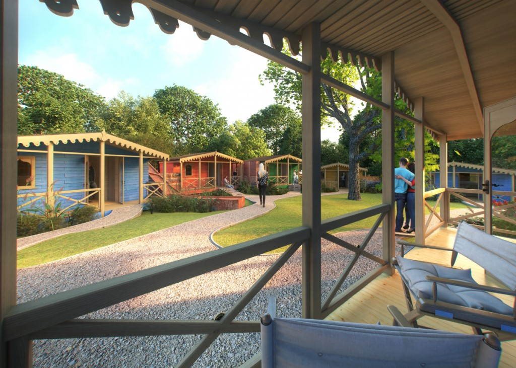 Gir Lion Lodge | Courtesy of ZSL