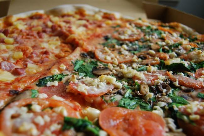 Neapolitan Pizza |©Fae/WikiCommons