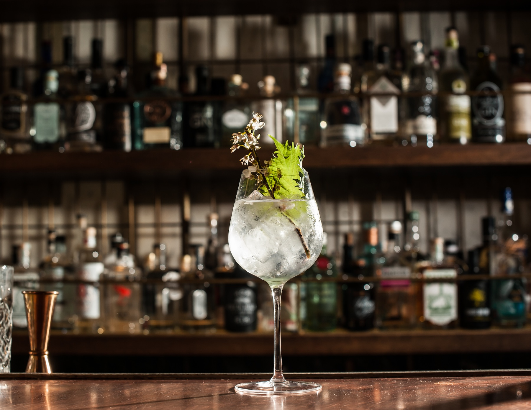 Londons Largest Gin Bar Has Opened In Holborn