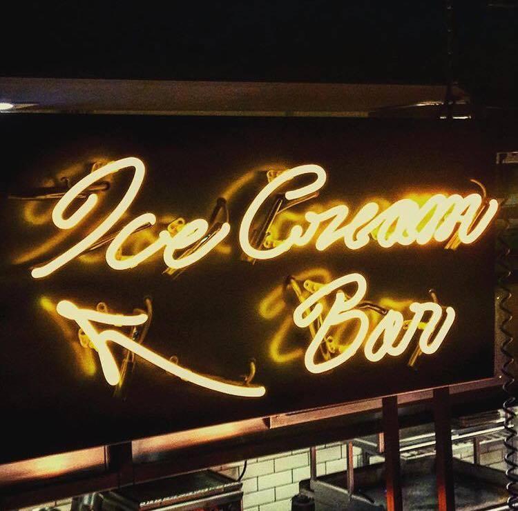 Heddon Street's Ice Cream Bar | © jessnixmoretti