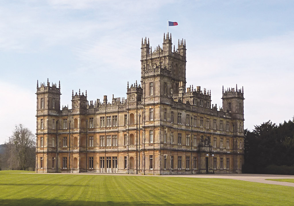 The History Of Highclere Castle England