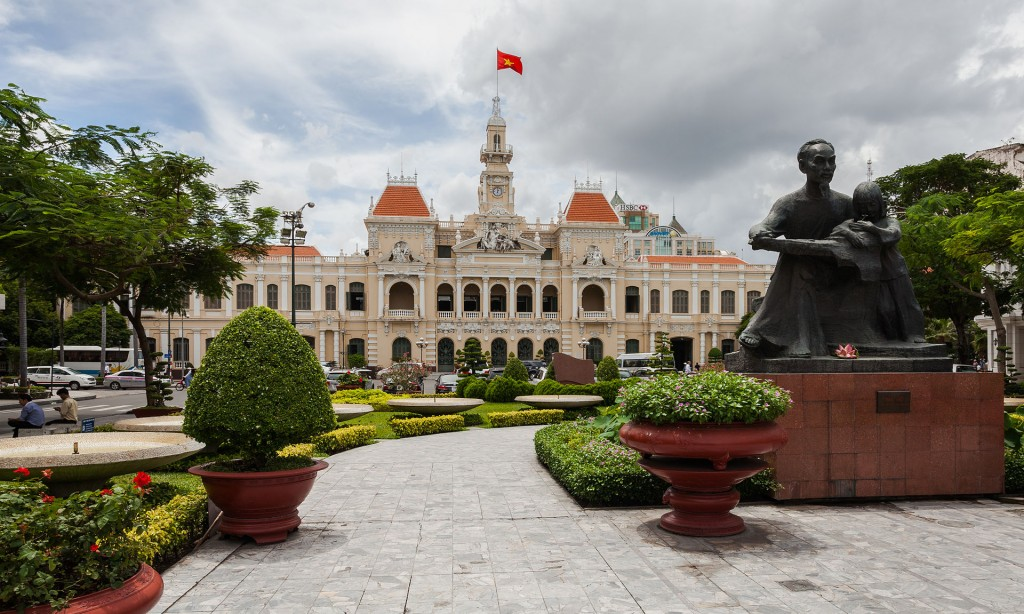 Ho Chi Minh City Hall | © Diego Delso/WikiCommons