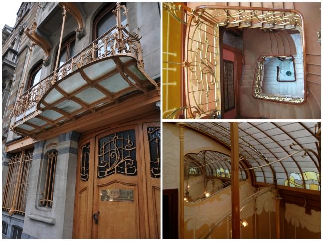 House of Victor Horta|© Flickr/Steve Cadman, Horta Museum, Brussels|©Wiki Commons/J. Miers, Victor Horta Museum Brüssel|©Flickr/Martin Ehrenhauser