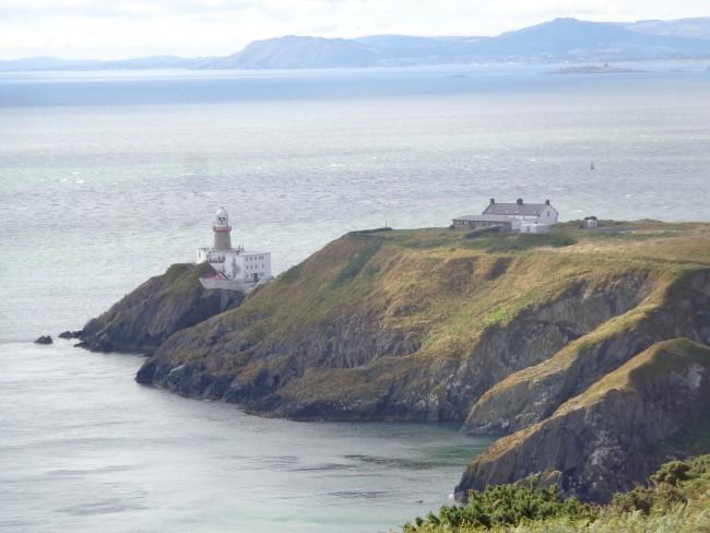 Baily Lighthouse, Howth, Dublin   © Superchilum / Wikicommons