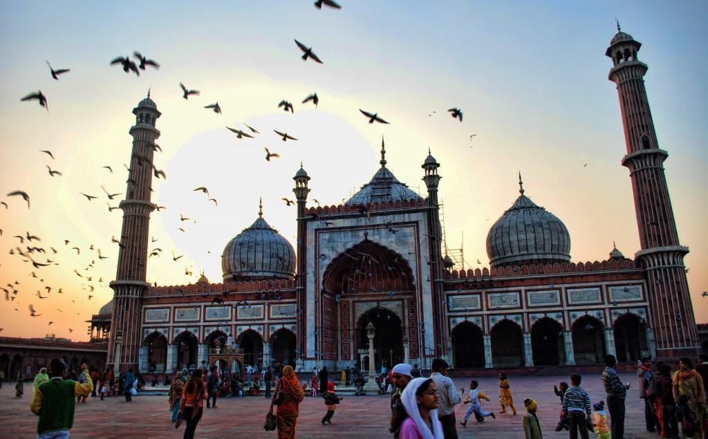Jama Masjid |© Ashcounter/WikiCommons