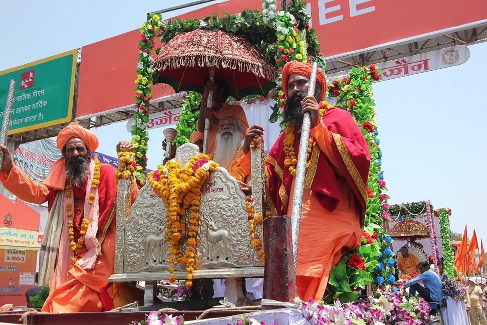 Shahi Yatra at Simhasta Parv, Kumbh (C) Anil Gulati