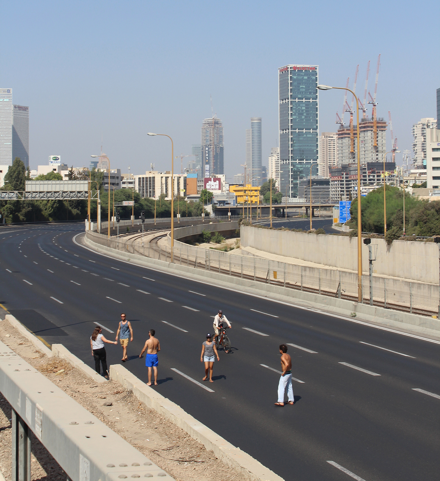 Tel Aviv Ayalon   Courtesy of Andie Himmelrich