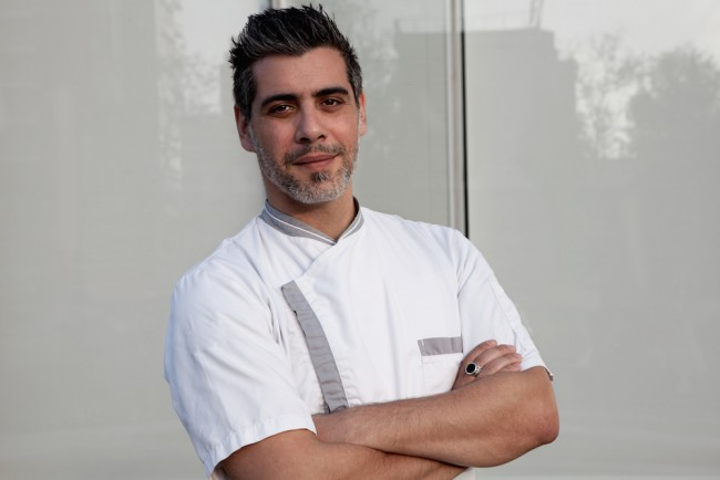 Chef Yuval Fachler   Courtesy of Yael Rivnay