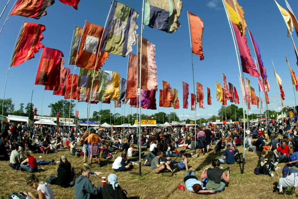 Glastonbury Festival | © Jason Bryant