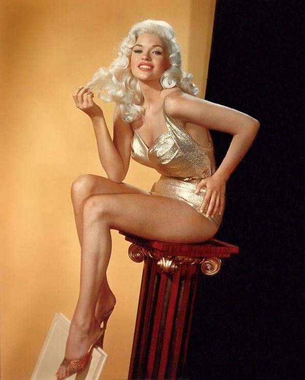 jayne mansfield bombshell and princess of the pink palace