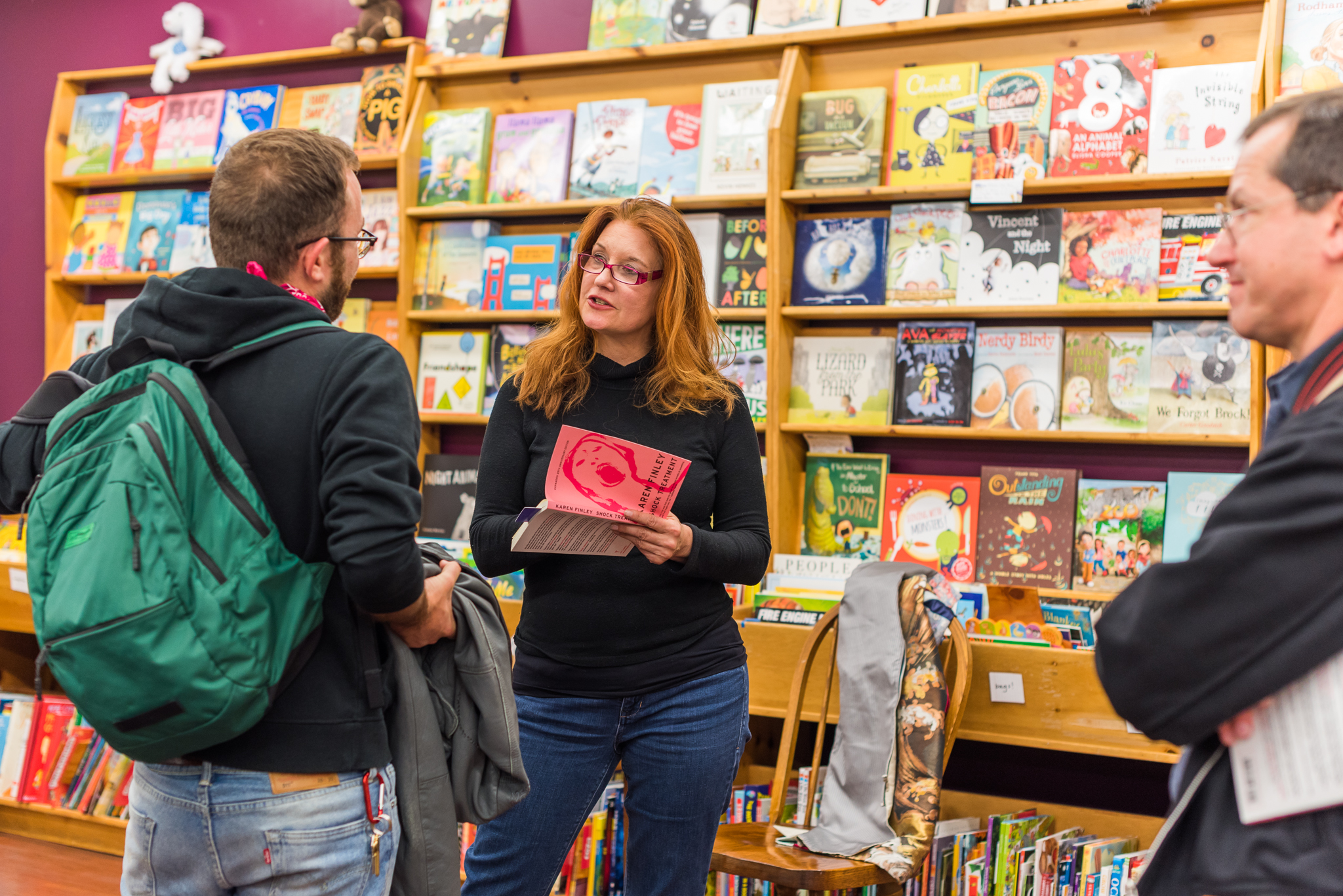 A book lover s guide to chicago for 57th street salon hyde park