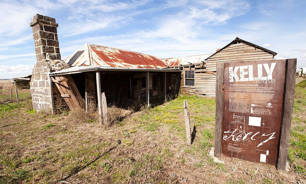 The ned kelly guide to victoria australia for What is a shouse house