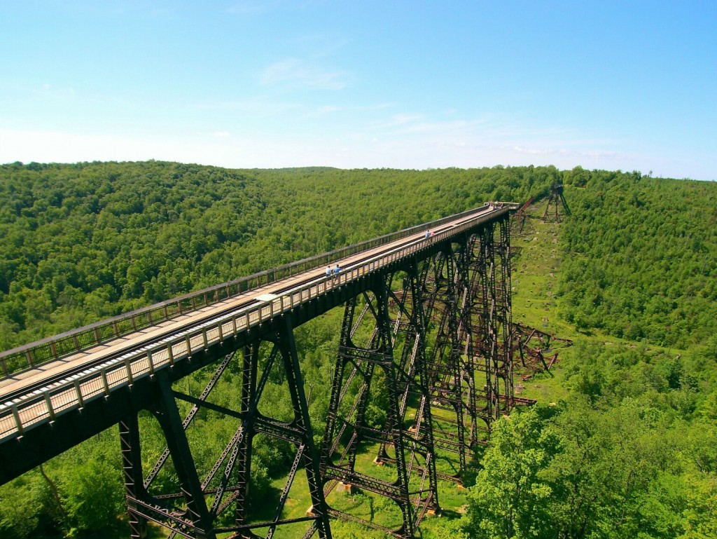 Kinzua Sky Walk, Pennsylvania, USA | Courtesy ANF Visitors Bureau
